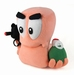 Worms Boggy - 32 cm.